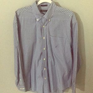 Nautica men's button down shirt